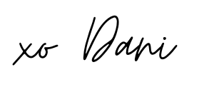 xo Dani